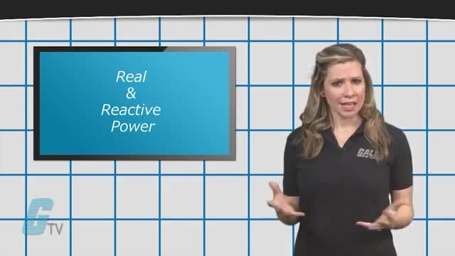 Difference Between Real and Reactive Power