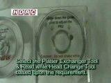 نمونه ای از ابزار های جدید برای تعمیر هارد دیسک و برداشتن پل