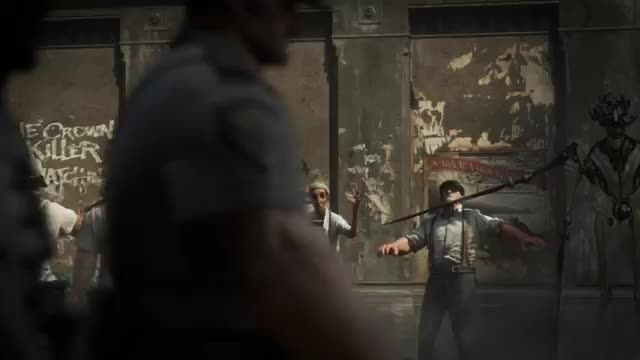 Dishonored 2 E3 2015 Official Announce Trailer