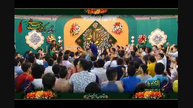 جام می نابم علی-مهدی رعنایی میلاد امام حسن 94