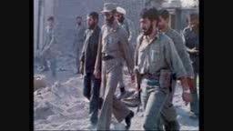 عکس های رهبر در جبهه(به همراه شروه ی بوشهری)