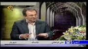 تلاوت علی فراهانی (15 ساله) در برنامه اسرا _ 08-12-91