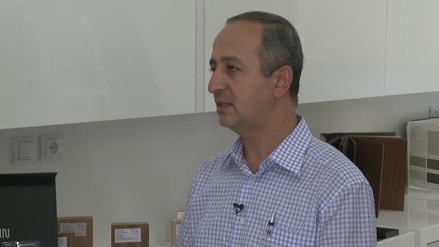مصاحبه مدیر فوت و فن ها با آقای شفیعیون فروشگاه پارسه