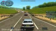 رانندگی در بازی شبیه ساز آموزش رانندگی City Car Driving