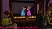 قسمتی از کارتون Barbie And The Diamond Castle