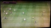 گل استسنایی لوکاس مورا بازیکن PSG