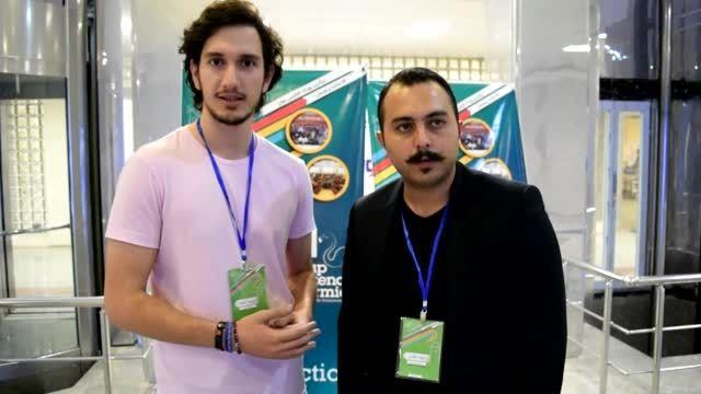 صحبت با شرکت کنندگان استارتاپ ویکند محیط زیست ارومیه ۱