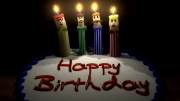 کلیپ شمع جشن تولد محمدرضا گلزار در باشگاه طرفداران گلزار