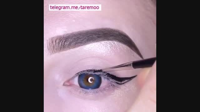 آرایش چشم، صورت،خودآرایی در تارمو