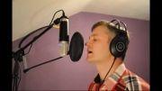 خوانندگی با اجرای آهنگ مدرن تاکینگ Lady lay