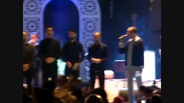 سامی یوسف- پایان کنسرت تطوان (مراکش)2015