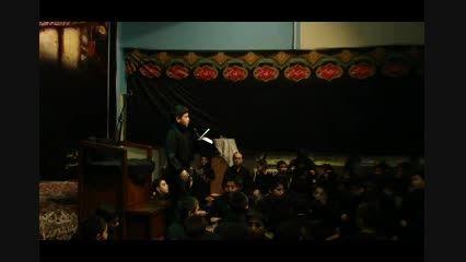 مراسم عزاداری شهادت حضرت زهرا سلام الله علیها - روز سوم