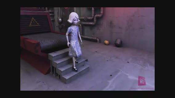 نمونه کار کوچک از گروسین انیمیشن