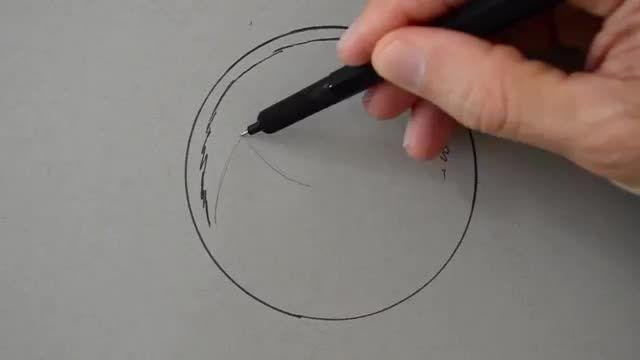 آموزش نقاشی سه بعدی+توضیحات....فیلم پنجم