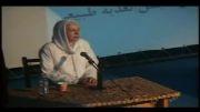 سخنرانی خانم حسینی مدیر انجمن تغذیه طبیعی در همایش گیاه