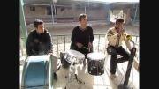 نوازندگی علی باقری و کمال علی عباسی