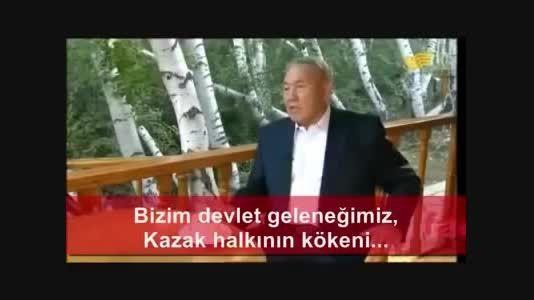 قزاقستان سرزمین ترکان-جواب کوبنده قزاقستان به روسیه