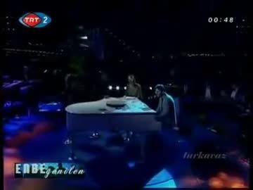 سامی یوسف-اجرای ترانه آذری آیریلیق(جدایی)