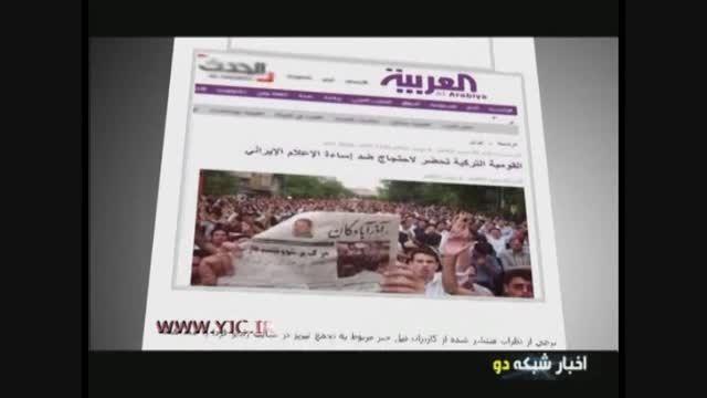 حکومت نظامی در تبریز ! سناریوی رسانه های خارجی