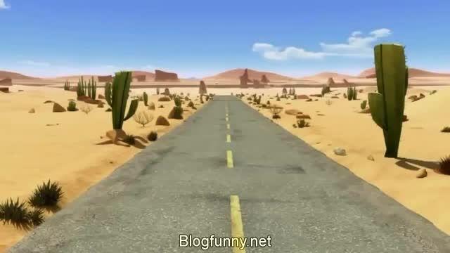 کارتون اسکار قسمت 18