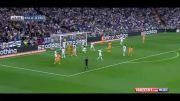 خلاصه بازی رئال مادرید والنسیا