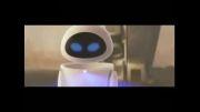 انیمیشن WALL E (قسمت دوم)