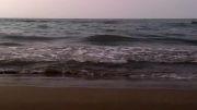 فیلم زیبا از ساحل دریای شمال
