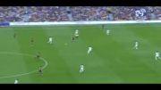 خلاصه بازی رئال و بارسلونا از شبكه تلویزیونی رئال مادرید