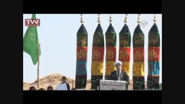 عاشورای فکه 94 - حجت الاسلام حاجتی