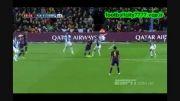 خلاصه بازی بارسلونا 5 - 1 اسپانیول (لالیگا اسپانیا)