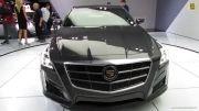 HD- Cadillac CTS V- Sport 2014 / 2013 New York Auto Show