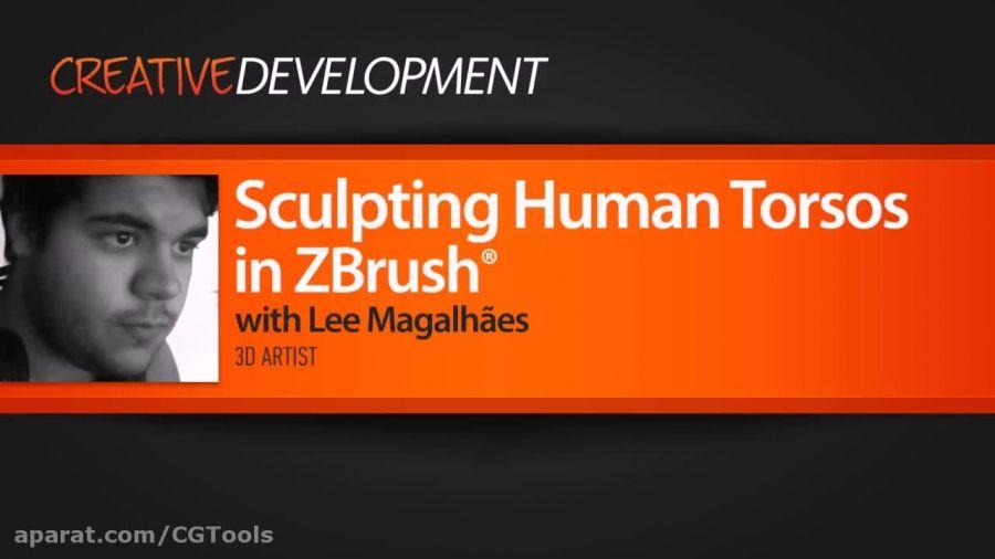 Sculpting Human Torsos in ZBrush