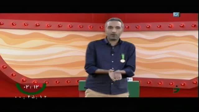 مسابقه استندآپ کمدی خندوانه - مرحله دوم (امیرمهدی ژوله)
