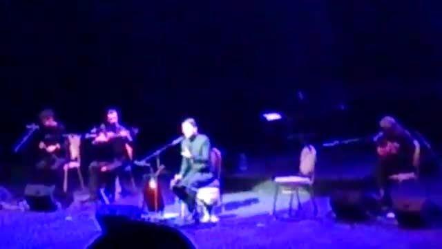 سامی یوسف-اجرای ترانه خراسان در کنسرت باکو 2015