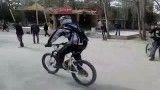 پرش با دوچرخه