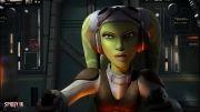 تریلر انیمیشن جدید جنگ ستارگان به نام Star Wars Rebels