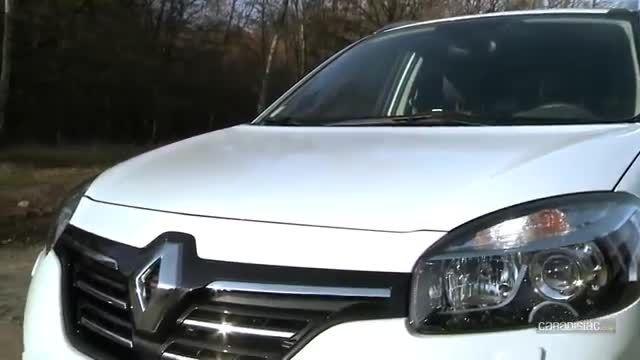 رنو کولئوس پارس خودرو