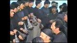 مراسم زنجیر زنی و تعزیه خوانی مسجد جامع نوخندان - درگز