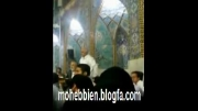 مداحی حاج آقا منصور ارضی در کربلای معلی حرم امام حسین علیه السلام