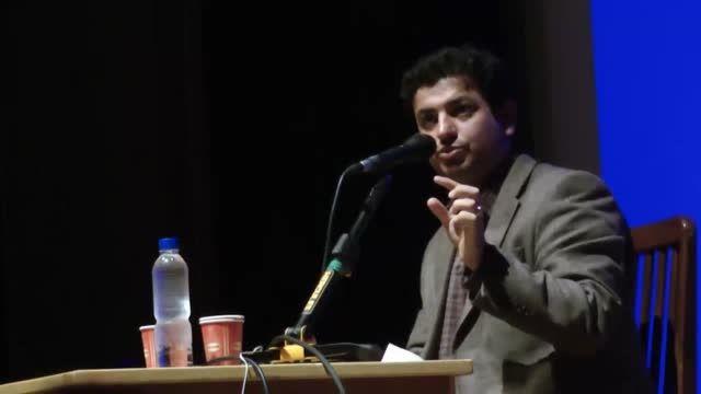 ترکی حرف زدن استاد علی اکبر رائفی پور
