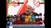 فریاد خبرنگار:روحانی یادت باشه،موسوی باید باشه