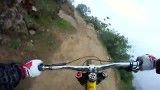 دوچرخه سواری بر روی کوه