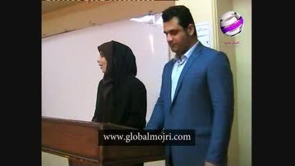 کارگاه مجریگری  وسخنوری ستایش تاجیک
