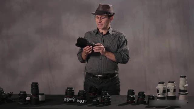 آشنایی با انواع لنز در عکاسی (بخش اول)