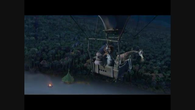 انیمیشن Merry Madagascar دوبله فارسی (قسمت اول)