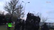 محاصره تروریست های حمله کنندگان مجله فکاهی شارلی ابدو