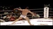 برترین ناک اوت های UFC - شماره 7
