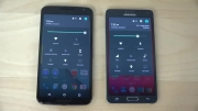 Nexus 6 vs Galaxy Note 4 Android 5.0 - Review