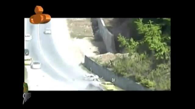 تصادف های وحشتناک در جاده های ایران -