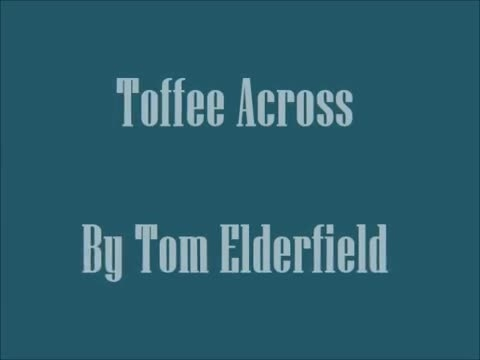 شعبده Toffee Across - شعبده ها.کام